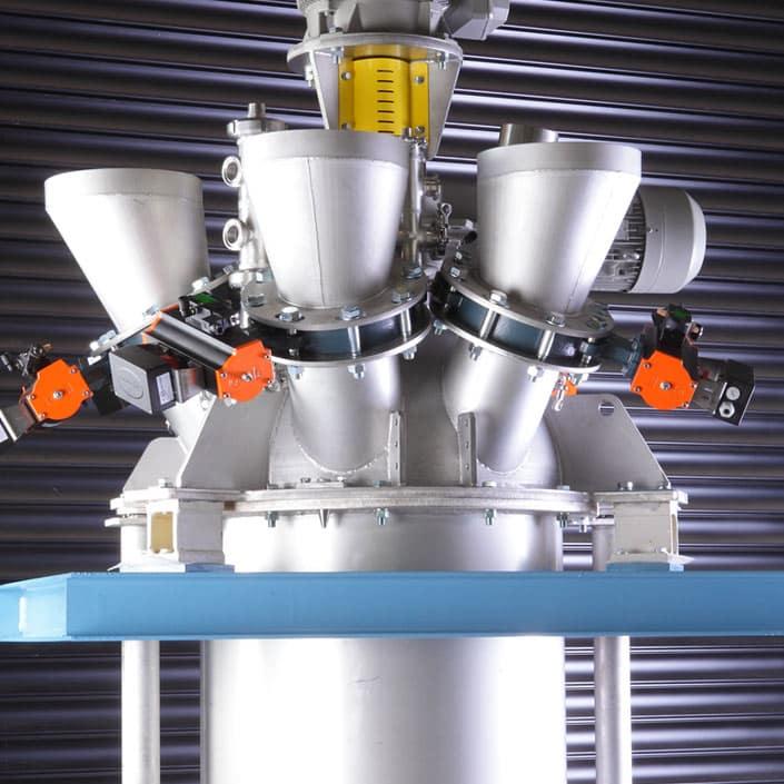 Sofraden, réacteur disperseur industriel