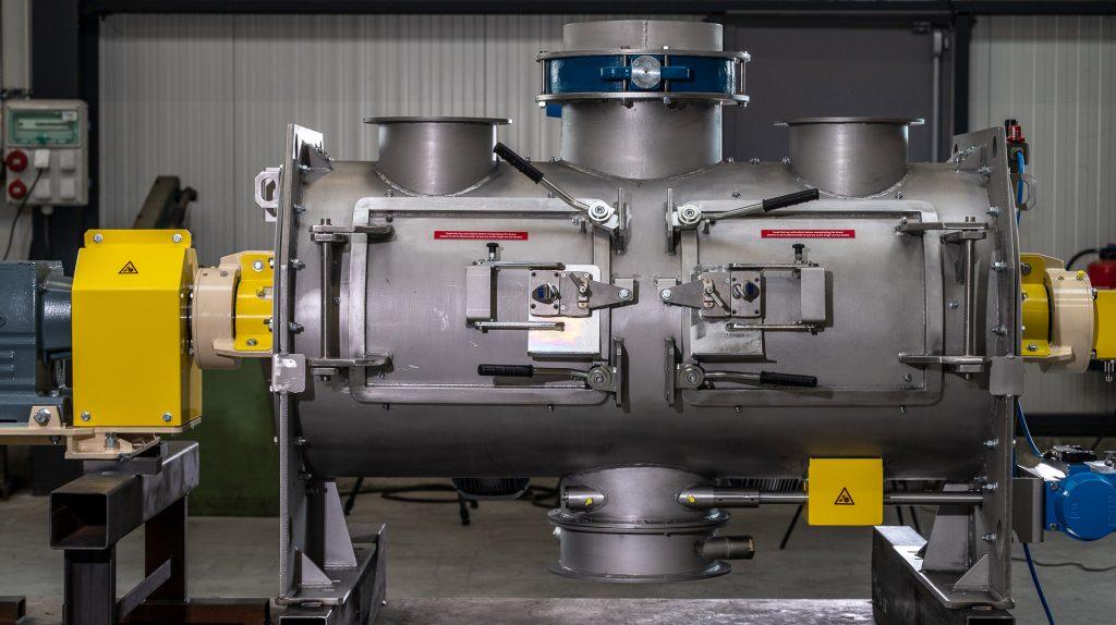 Sofraden : mélangeurs industriels