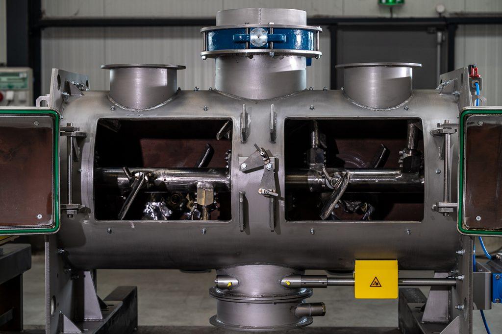 Sofraden : mélangeur industriel