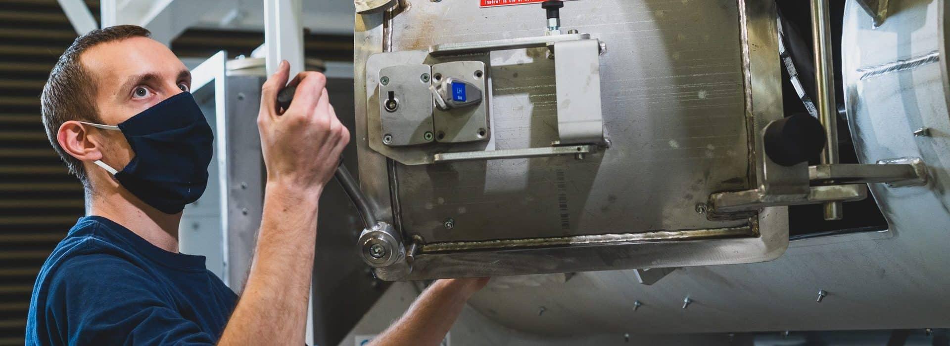 Optimisez les performance de votre mélangeur industriel